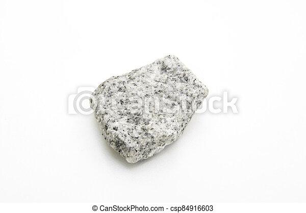 studio photo of gneiss - csp84916603