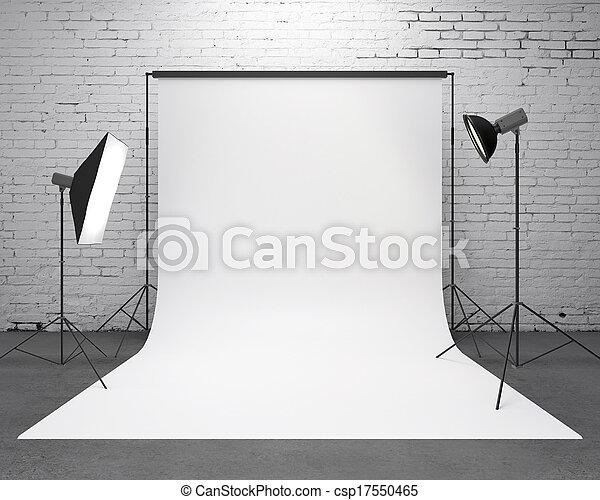 studio photographie - csp17550465