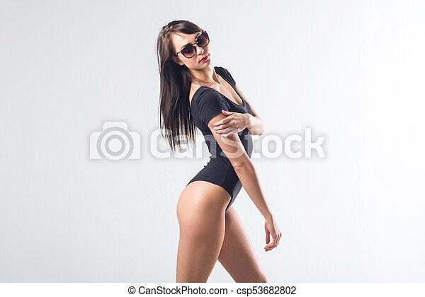 Shy girl gets a good hard fuck