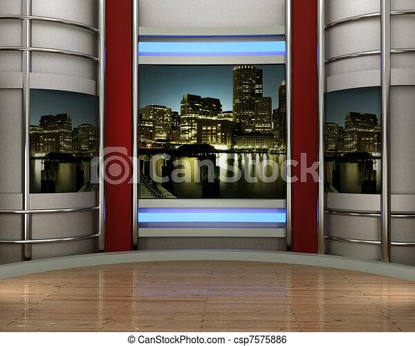 studio télé - csp7575886