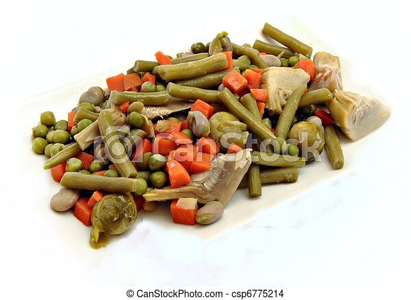 stufato verdure - csp6775214