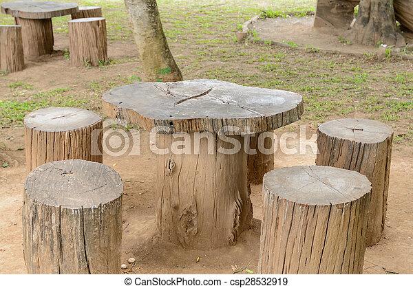 Stump Chair   Csp28532919