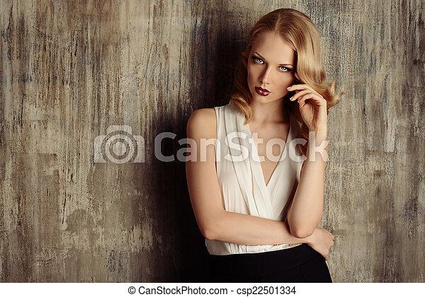 style, 40s - csp22501334