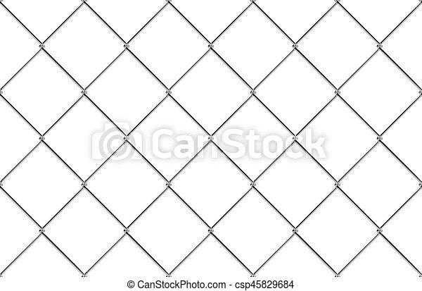 Style Industriel Chaîne Barrière Papier Peint Pattern Lien