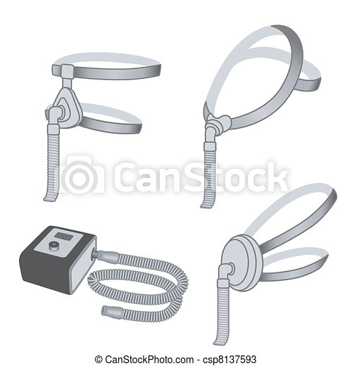 styles, machine, cpap, masques, figure, 3 - csp8137593