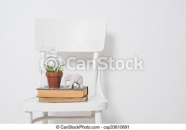 Stylish home decor - csp33610691