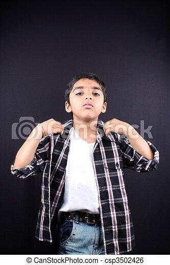 indian boys shirt