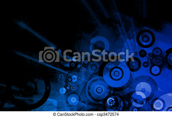 Stylish Modern Background - csp3472574