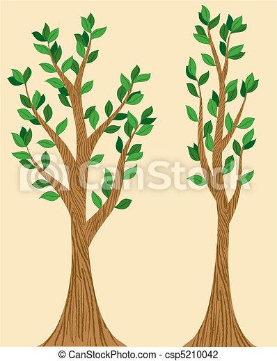 Stylized Trees - csp5210042