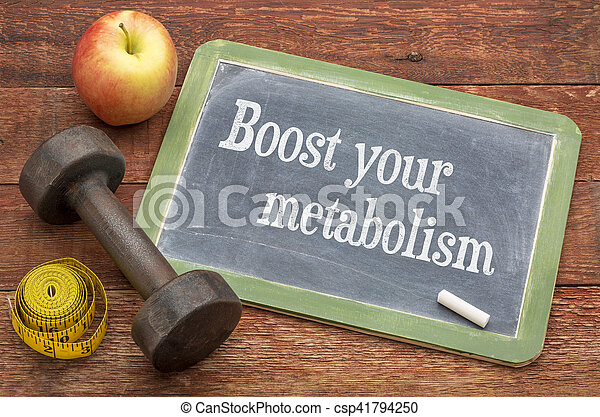 Aumente su signo de metabolismo - csp41794250