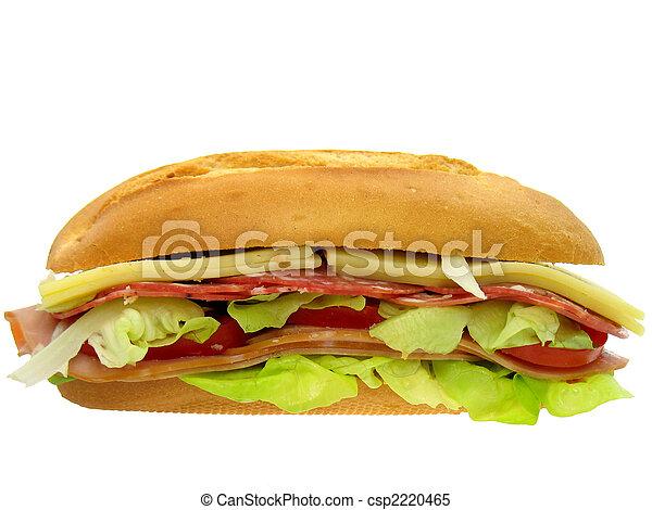Sub sandwich - csp2220465