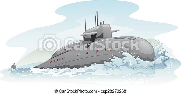 Submarine - csp28270268