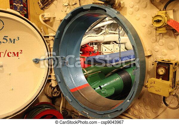 submarine - csp9043967