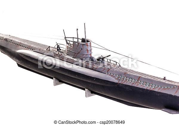 German submarine U-649