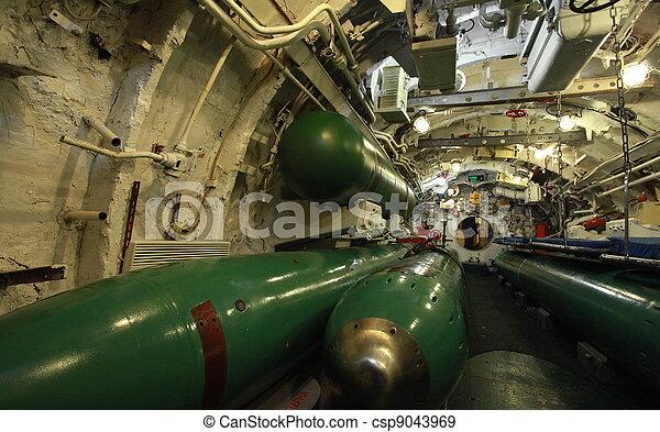 submarine - csp9043969