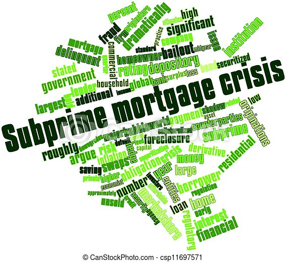 subprime mortgage crisis Full-text paper (pdf): the subprime mortgage crises: how the market was failed  and manipulated.