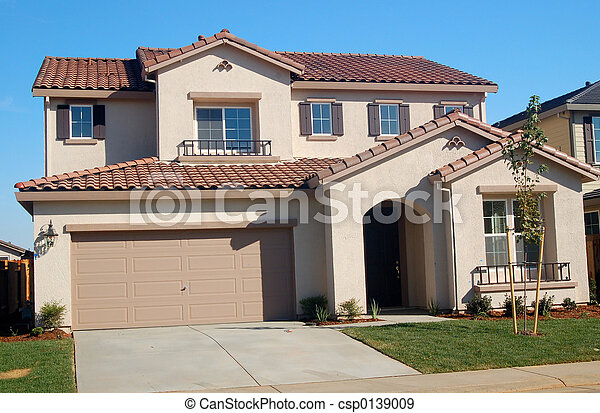 Suburban House - csp0139009
