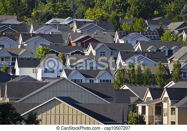 Suburbs 1 - csp10507207