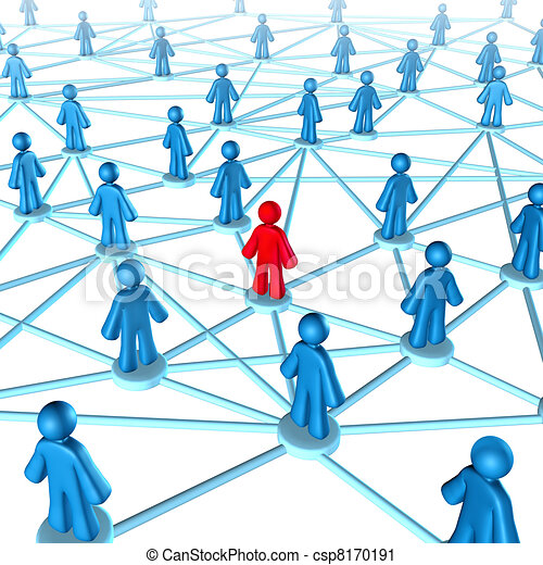 succes, networking - csp8170191