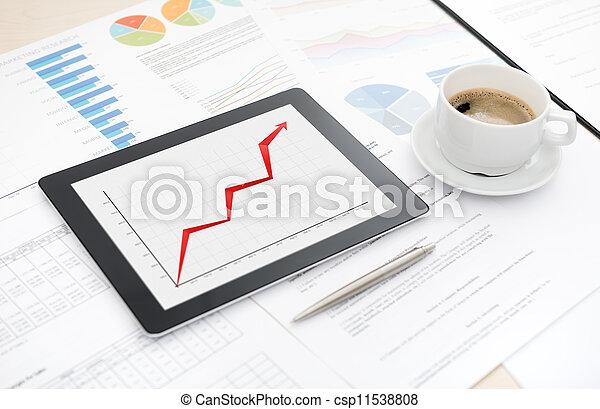 Success business report - csp11538808