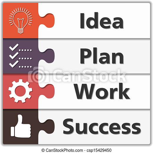 Success Concept - csp15429450