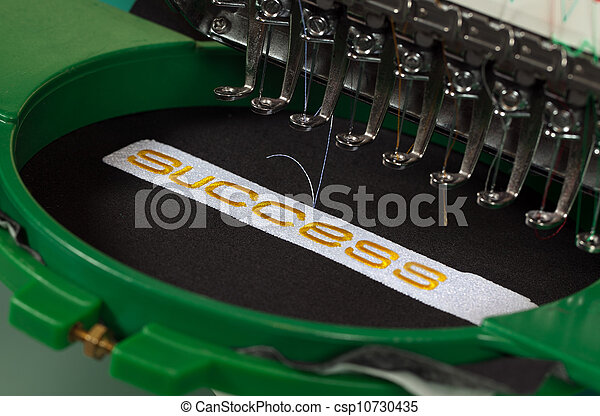 Success embroidery - csp10730435