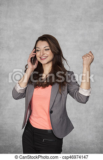 success in business - csp46974147
