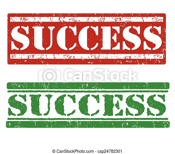 Success stamps - csp24782301