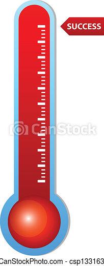 Success Thermometer - csp13316349