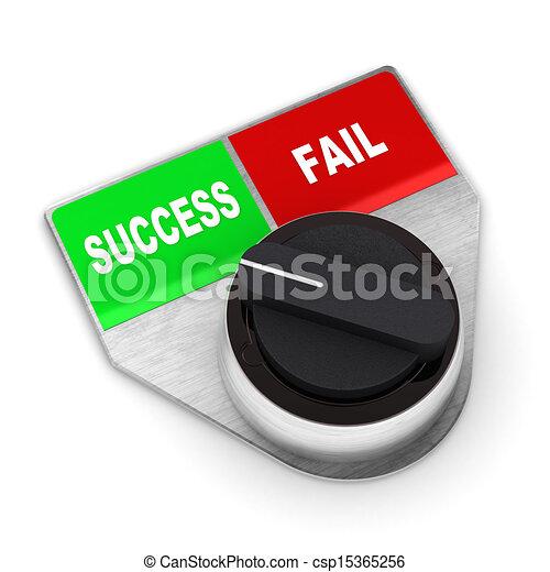Success Vs Fail Switch - csp15365256