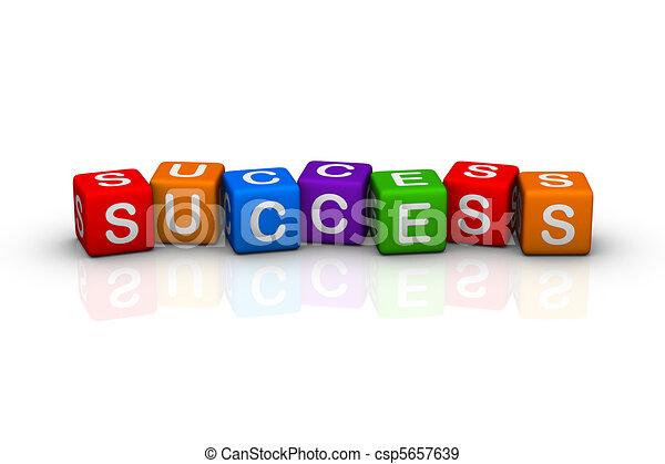 sucesso - csp5657639