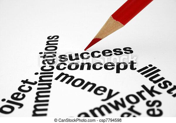 sucesso - csp7794598