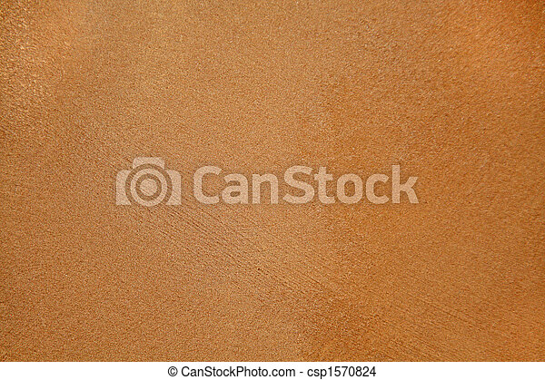 Suede sandstone Paint on a wall giving a suede like skin plastered