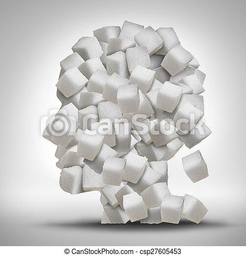 Sugar Addiction - csp27605453