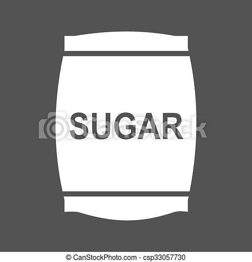 Sugar bag - csp33057730