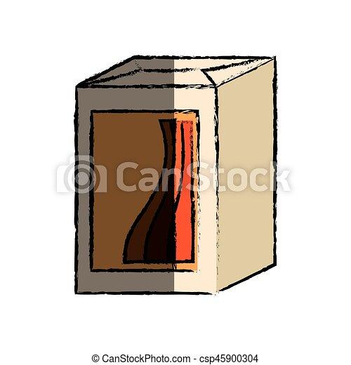 sugar bag icon - csp45900304