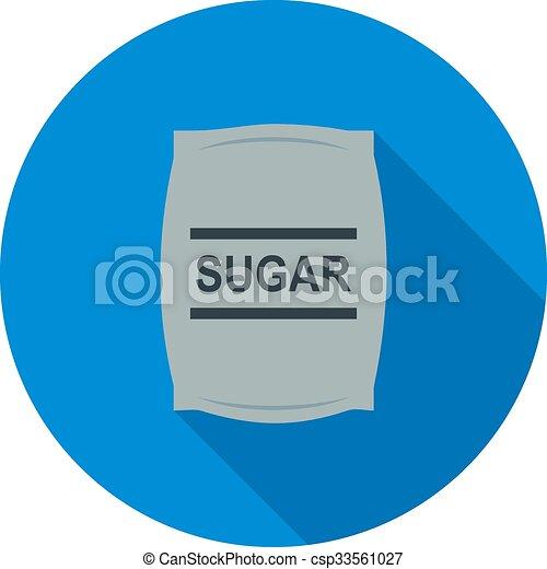 Sugar bag - csp33561027