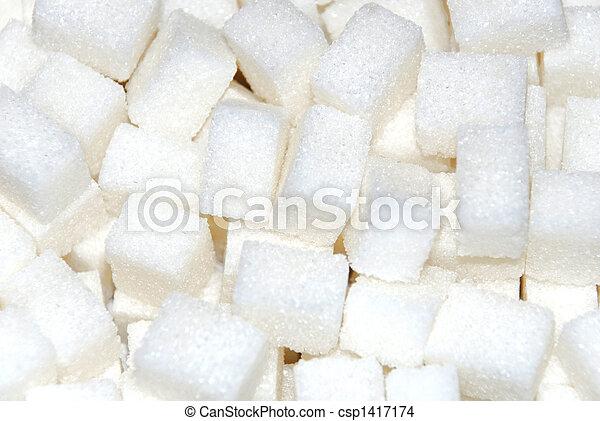 sugar cubes - csp1417174