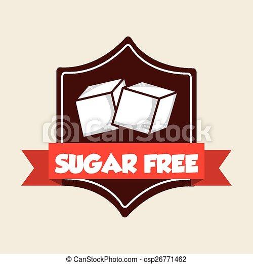 sugar free - csp26771462