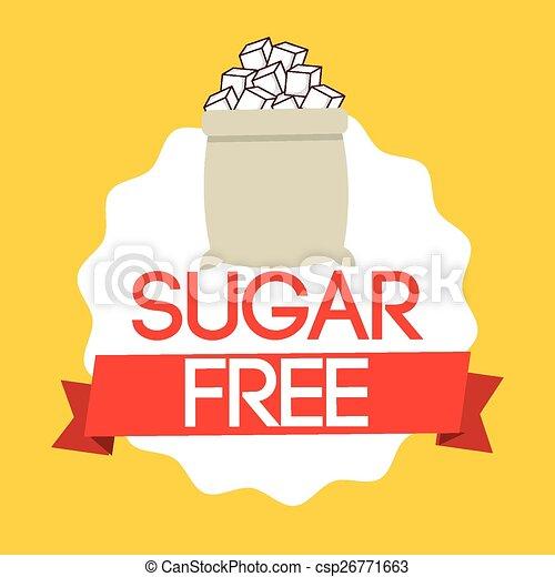 sugar free - csp26771663