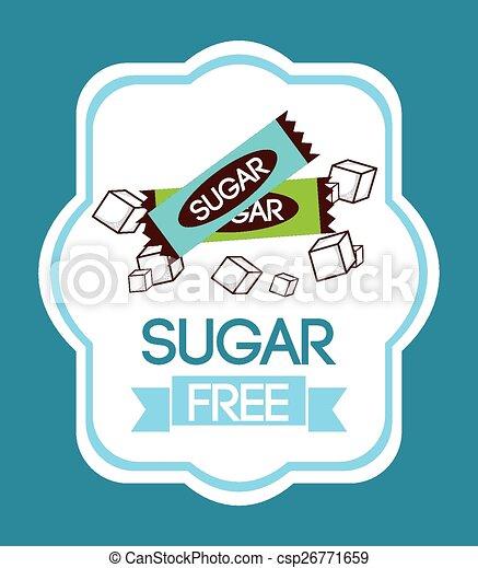 sugar free - csp26771659