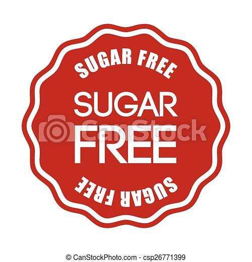 sugar free - csp26771399