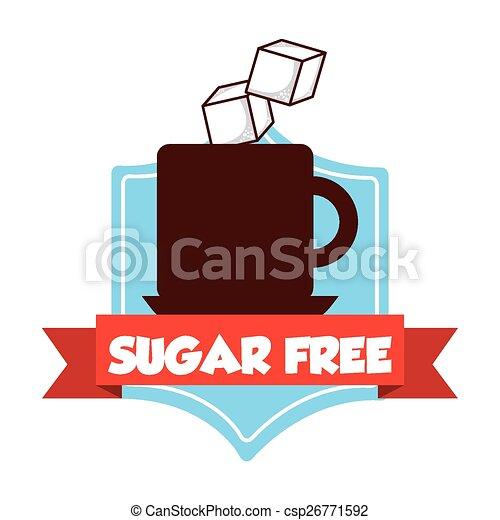 sugar free - csp26771592