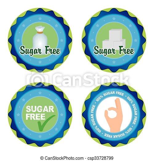 Sugar free - csp33728799