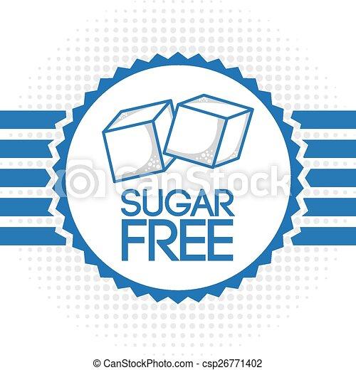 sugar free - csp26771402