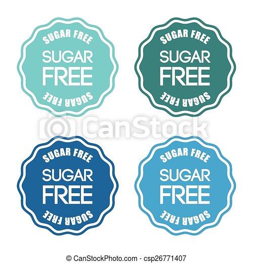 sugar free - csp26771407
