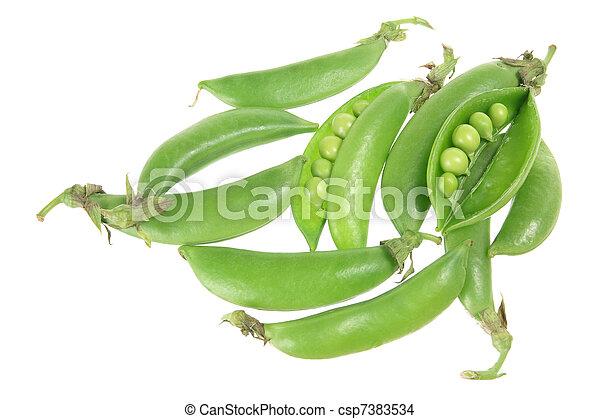 Sugar Snap Peas - csp7383534