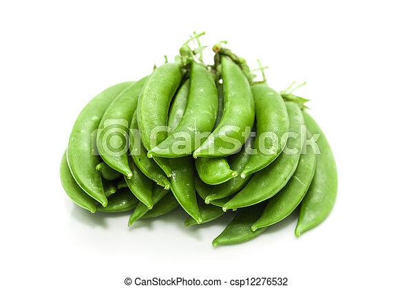 Sugar snap peas - csp12276532