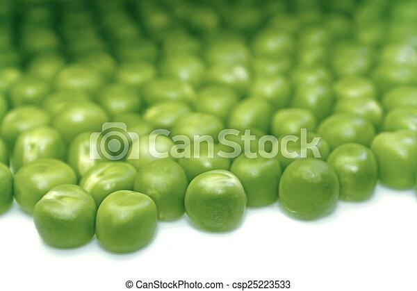 Sugar Snap Peas - csp25223533