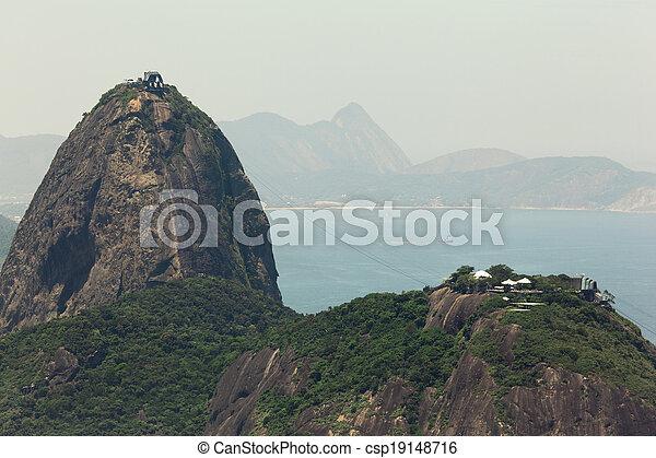 Sugarloaf Mountain - csp19148716